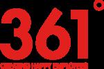 Logo 361 rood